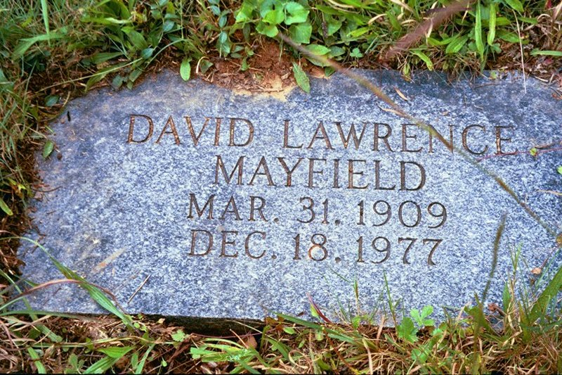 David Lawrence Mayfield