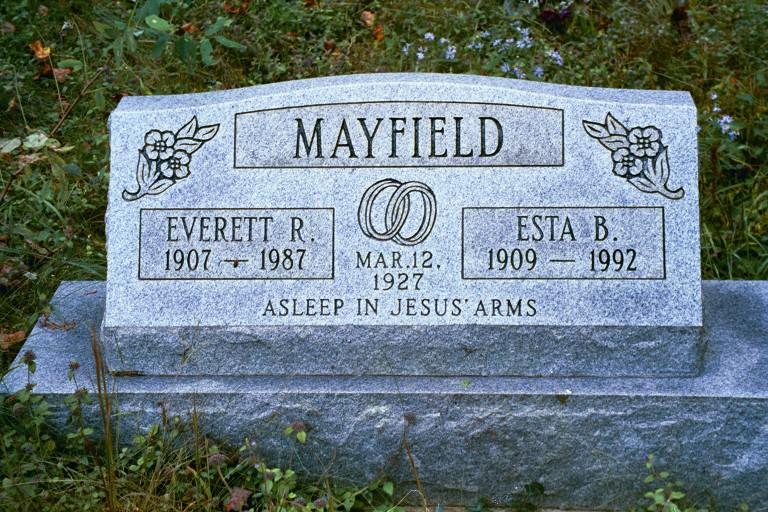 Everett Ray Mayfield