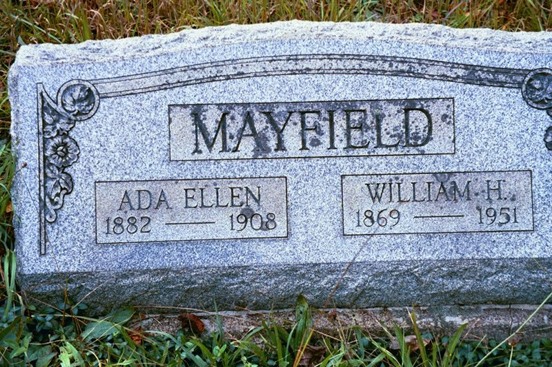Ada Ellen <i>Parrish</i> Mayfield