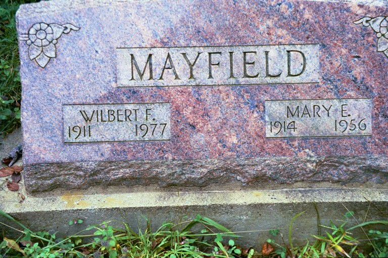 Wilbert Fay Mayfield