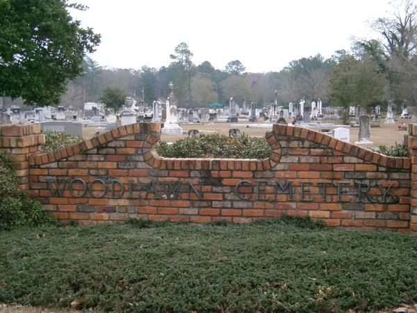 Woodlawn City Cemetery