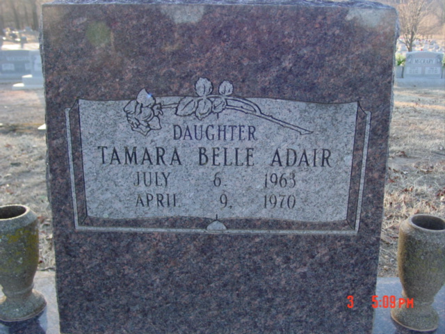 Tamara Belle Adair