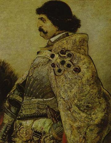 King Jiri of Podebrady
