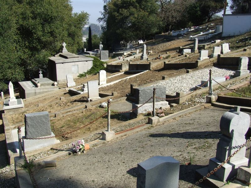 Saint Catherine of Siena Cemetery