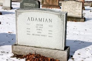 PVT Arsham Vahey J Adamian