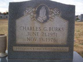 Charles G. Chuck Burks