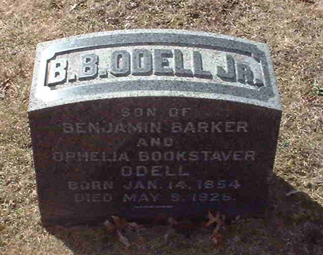 Benjamin Barker Odell, Jr