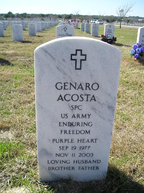 Genaro Acosta