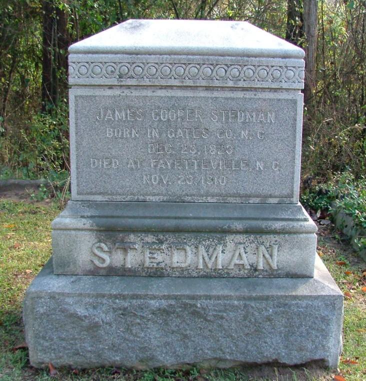 James Cooper Stedman