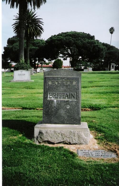 Esther Jane <i>Martin</i> Brittain