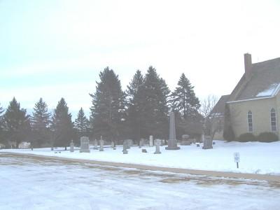 Gol Lutheran Church Cemetery