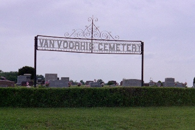 Van Voorhis Cemetery