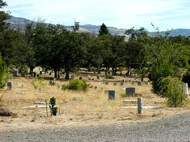Eastwood IOOF Cemetery