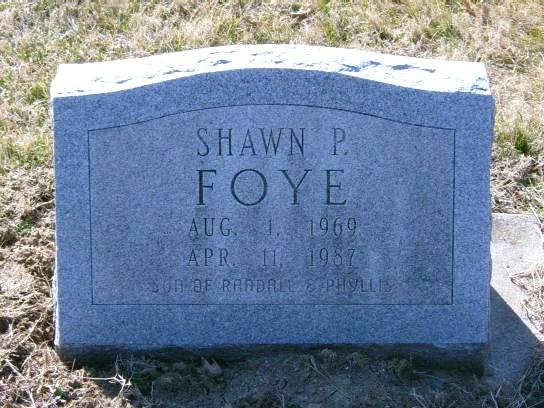 Shawn P. Foye