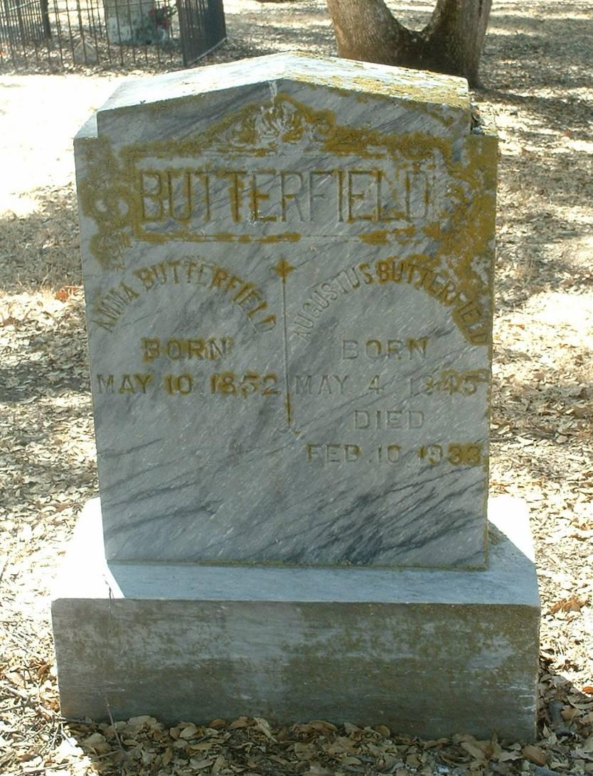 Amma <i>Sydenham</i> Butterfield