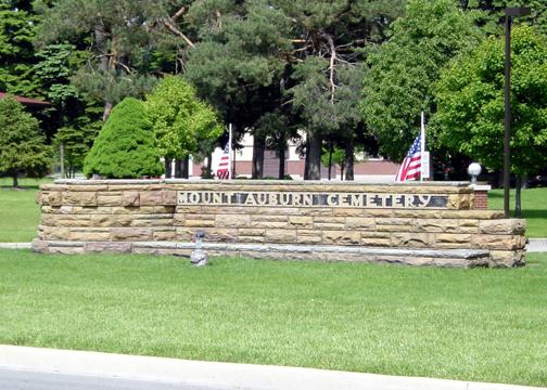 Mount Auburn Memorial Park