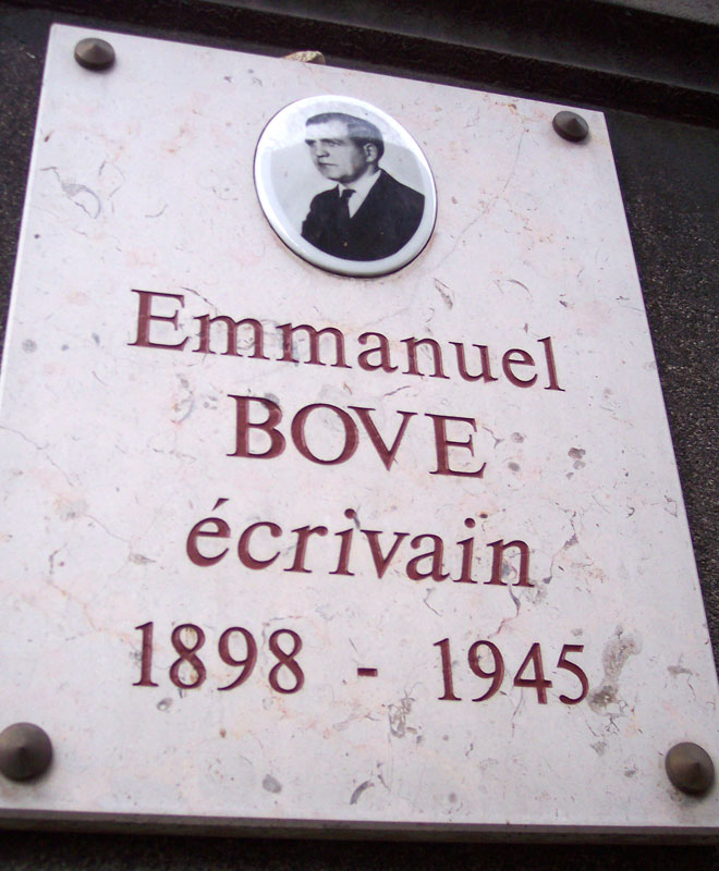 Emmanuel Bove 1898 1945 Find A Grave Memorial