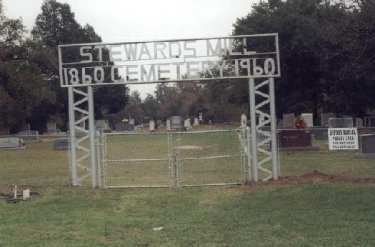 Stewards Mill Cemetery