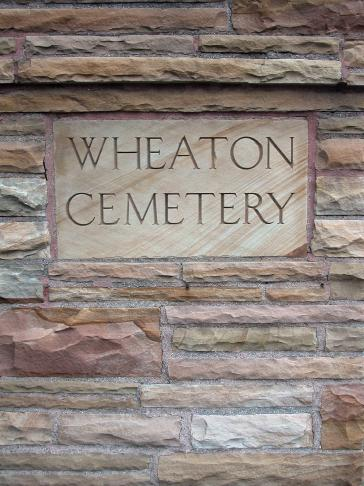 Wheaton Cemetery