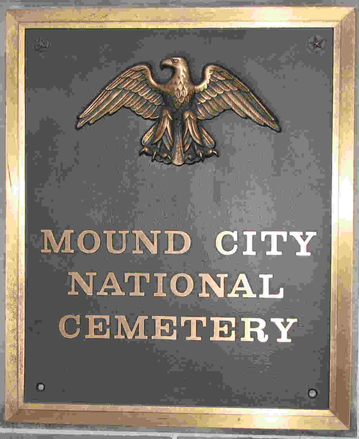 Mound City National Cemetery