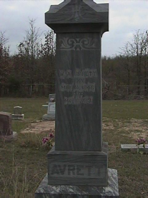 William Alexander Avrett