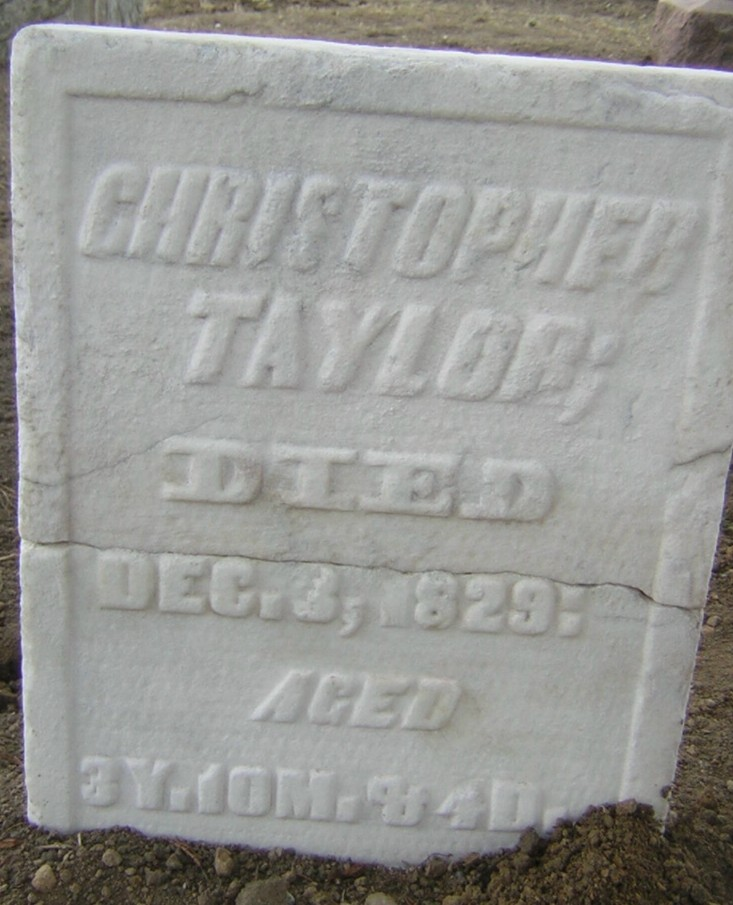 Christopher Taylor
