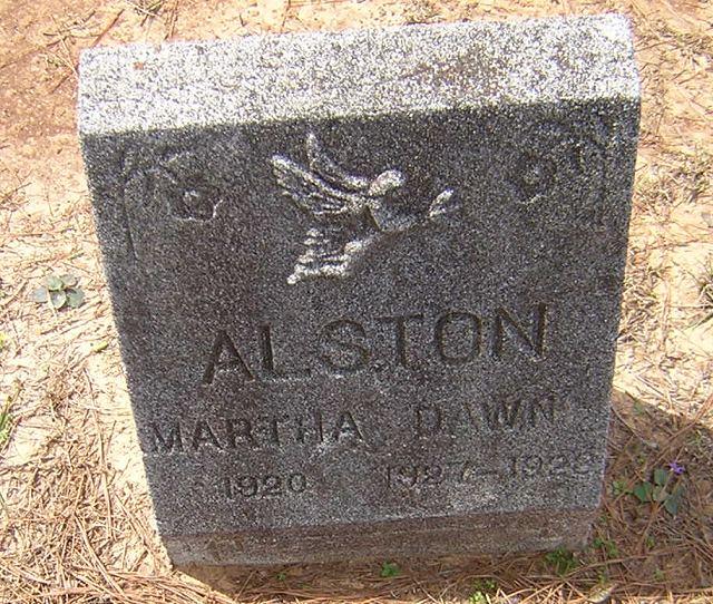 Martha Alston