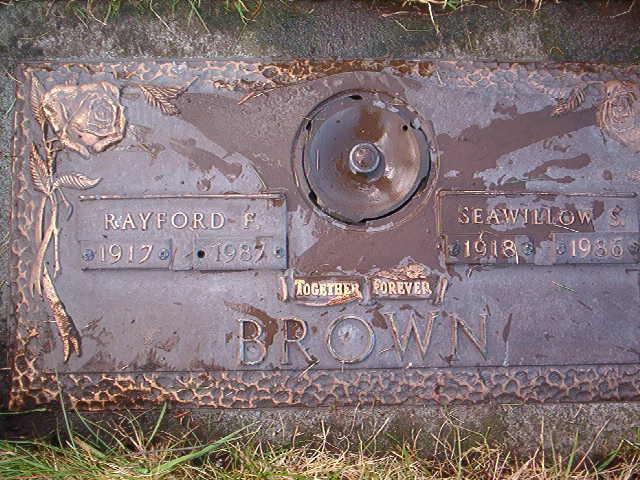 Rayford Freeman Brownie Brown