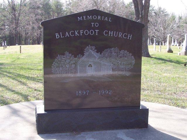 Blackfoot Cemetery