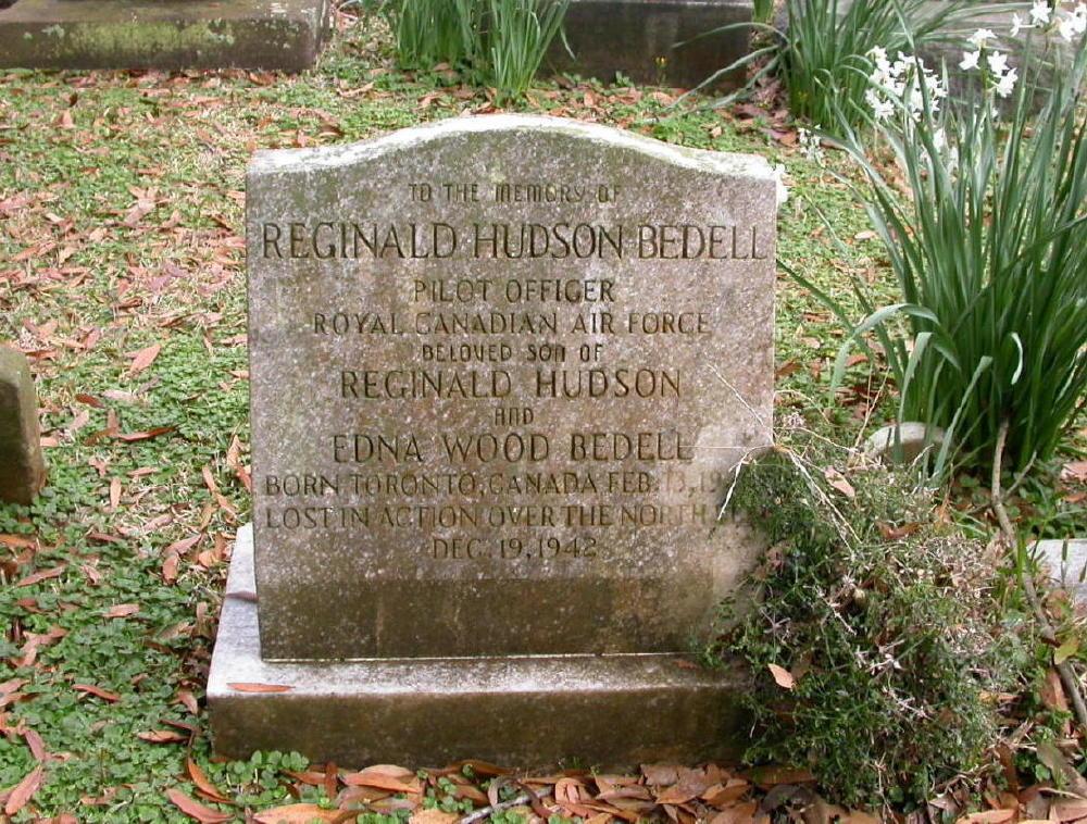 Reginald Hudson Bedell