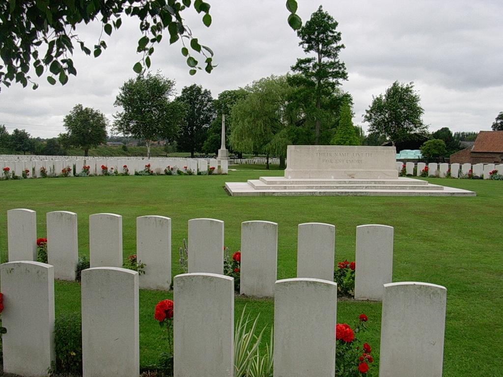 Railway Dugouts Cemetery