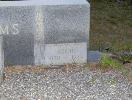 Aggie <i>Carter</i> Adams