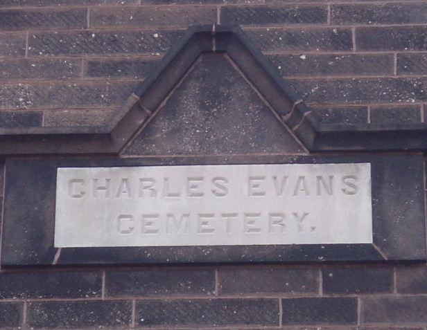 Charles Evans Cemetery