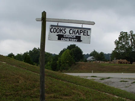 Cooks Chapel Cemetery in Paoli, Indiana - Find A Grave Cemetery