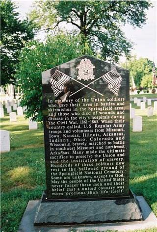 Springfield National Cemetery