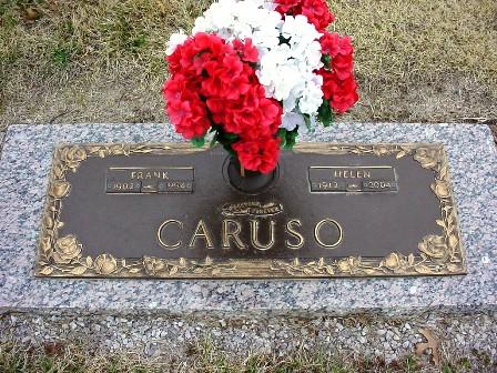Helen M <i>Marrello</i> Caruso