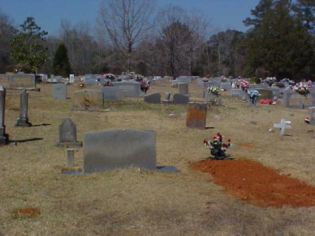 New Friendship Baptist Church Cemetery
