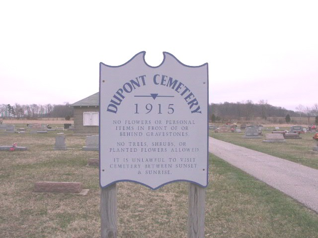 Dupont Cemetery