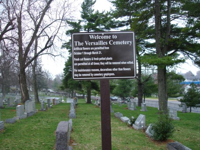 Versailles Cemetery