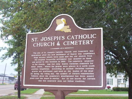 Saint Joseph Catholic Cemetery #1