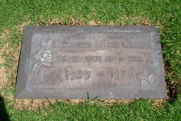 Elizabeth Louise <i>Cannon</i> Griffin