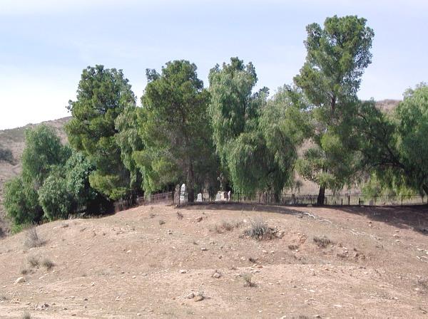 Ruiz-Perea Family Cemetery