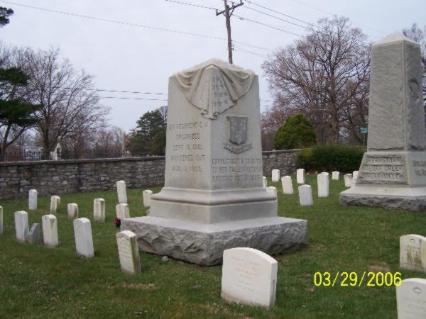 12th Connecticut Volunteers Memorial