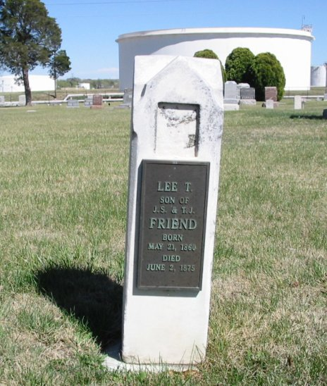 Lee Temple Friend