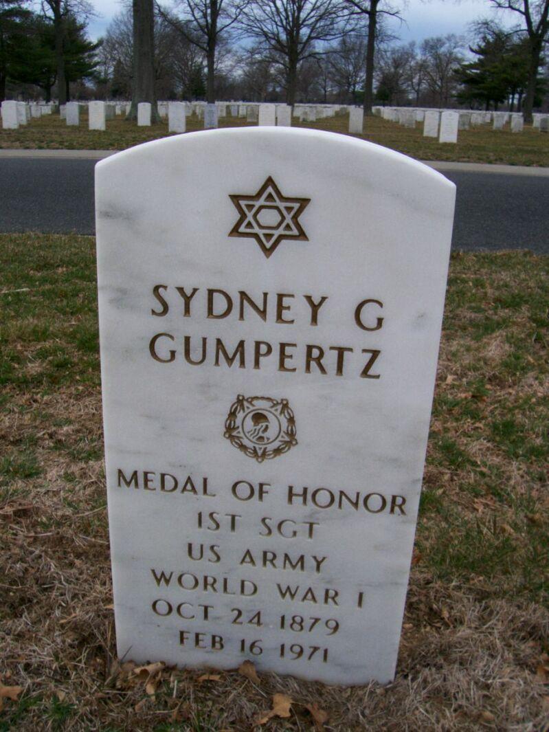 Sydney G. Gumpertz
