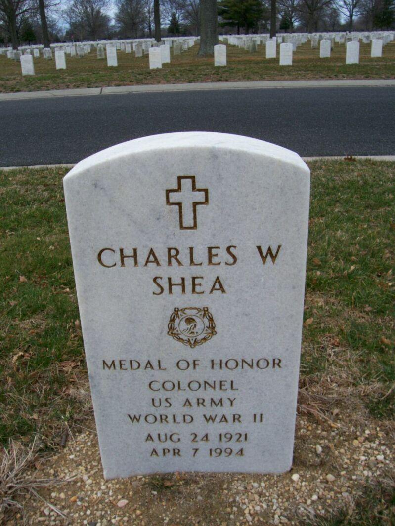 Charles W. Red Shea