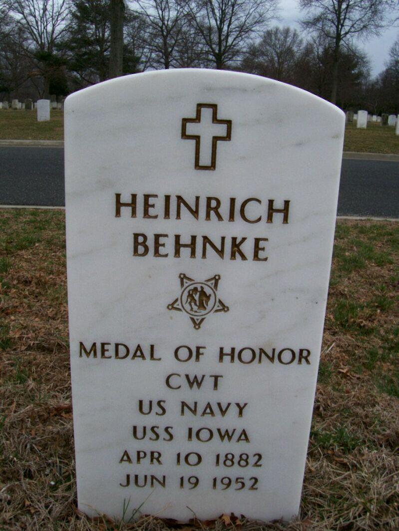 Heinrich Behnke