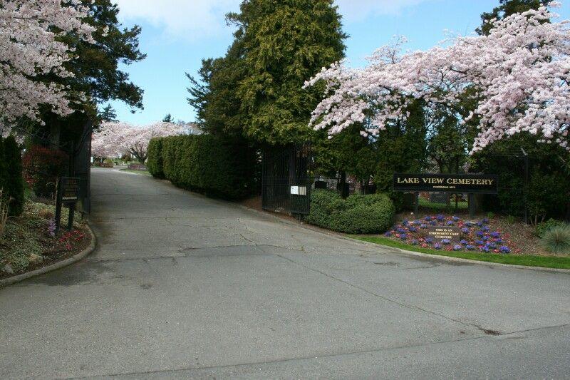 Lake View Cemetery