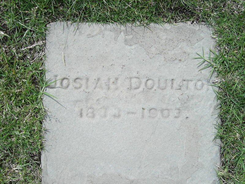 Josiah Doulton