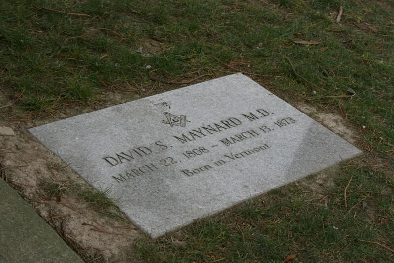 David Swinson Doc Maynard